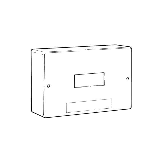 Wc4b Wiring Box - Danfoss - 17311