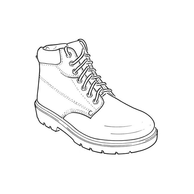 Dickies - Antrim Super Safety Boot - Size 8