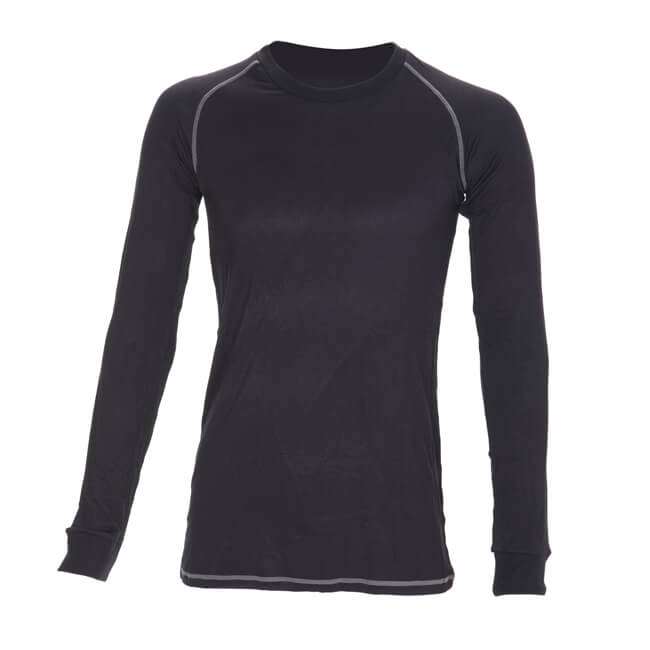 Dickies Base Layer Vest - Large Black