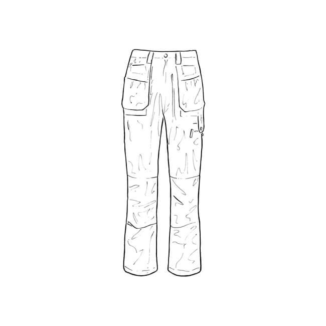 """Dickies Eisenhower Multi-Pocket Trousers L 32"""", W 34"""""""
