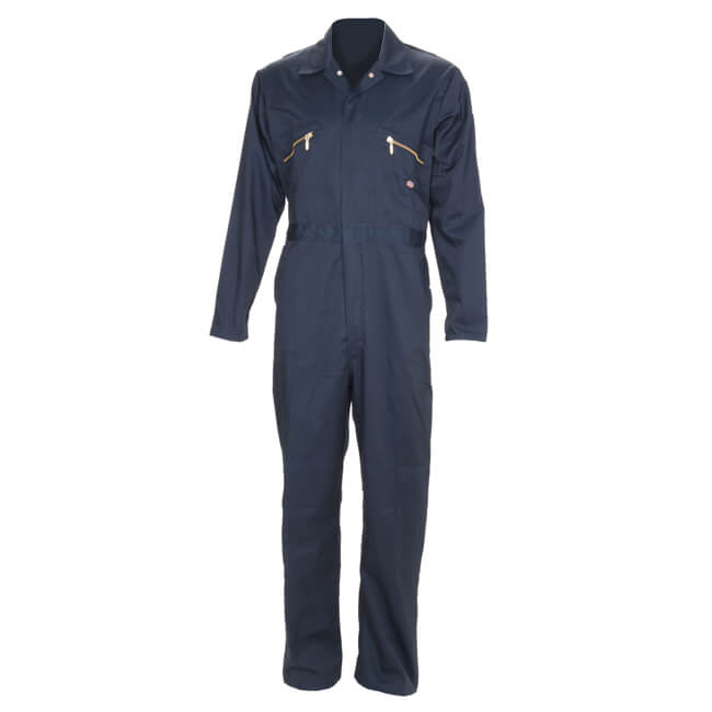 "Dickies Redhawk Zip Coverall - Leg 30"", Chest 50"""