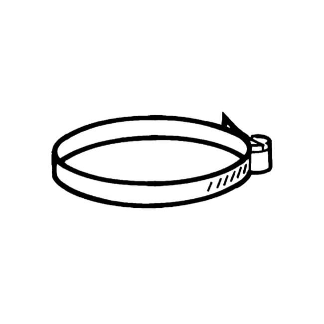 Domus Flexible Round Hose Clip 140mm to 160mm