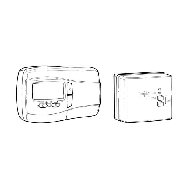 drayton digistat 3rf wireless digistat room thermostat