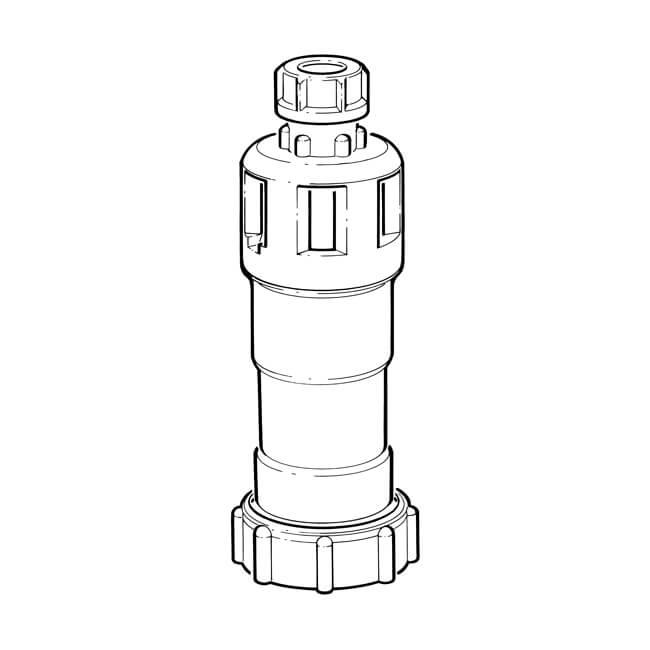 Dry Trap Tundish - 15mm x 32mm Compression