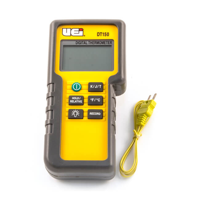 UEI DT 150 Single Input Digital Thermometer