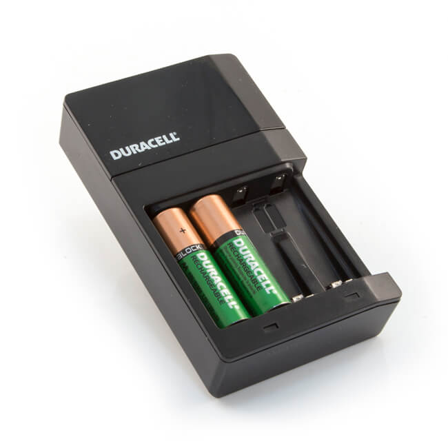 Duracell 4 Cell Charger