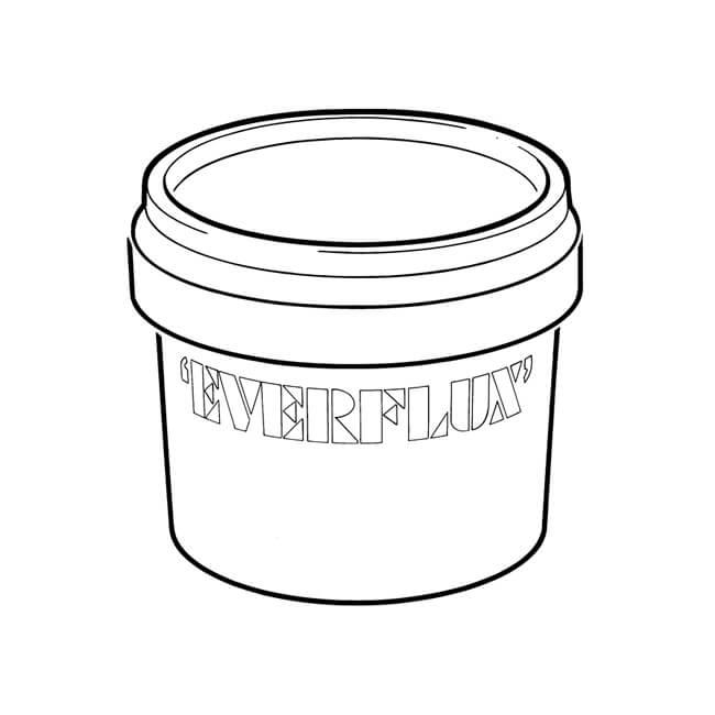Everflux Soldering Paste - 80ml