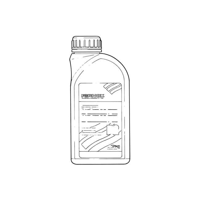 Fernox F5 Powerflushing Cleaner - 1 Litre
