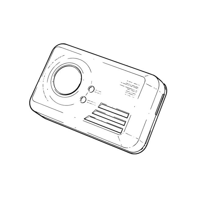 Fire Angel® CO-9B Carbon Monoxide Alarm