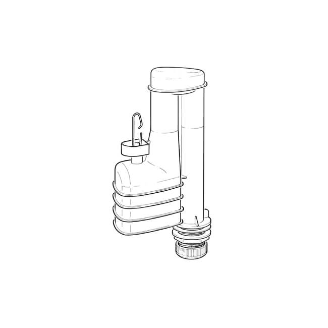 fluidmaster pro series 9 u0026quot  dual flush syphon - 21433