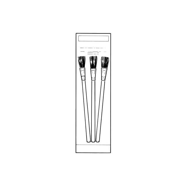 Flux Brushes - Pack of 3