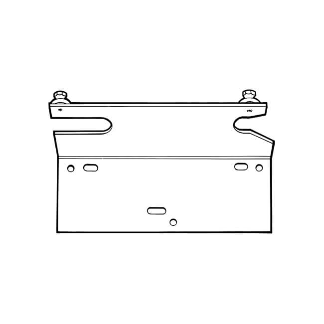 Gas Meter Bracket for G4 & G6 Meters 110 /130 Centres