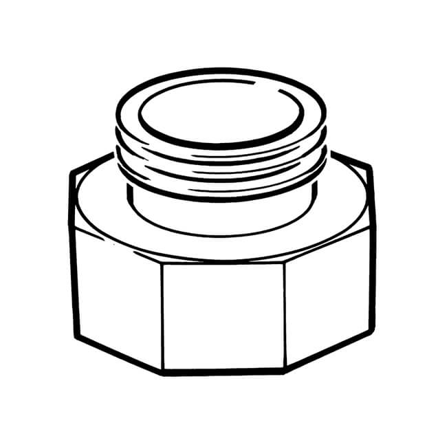 """Gas Meter Adaptor - 2"""" BS 746 F x 1"""" BS 746 M"""