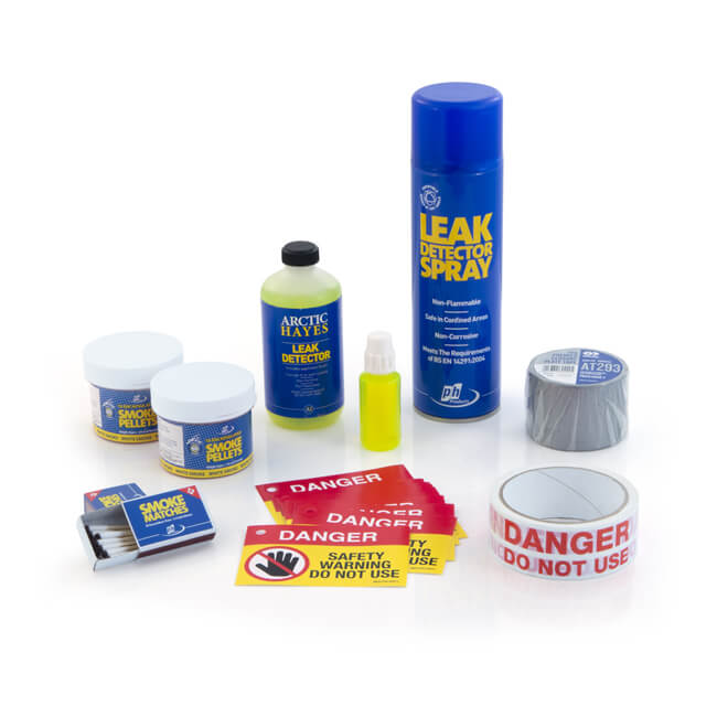 Gas Safety Check Kit Refill