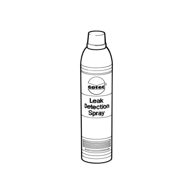 Gotec Gas Leak Detection Spray - 400ml
