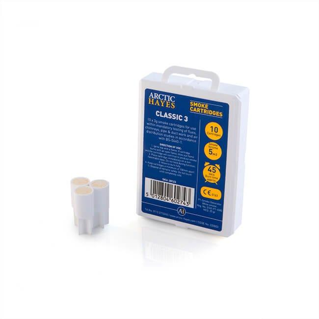 Hayes UK 3g White Smoke Pellets - Pack of 10