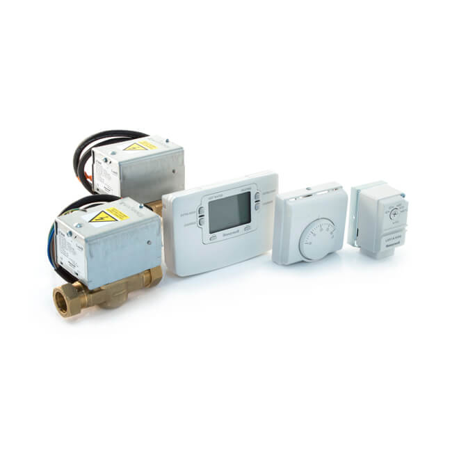 Honeywell 7 Day 'S' Plan Central Heating Pack