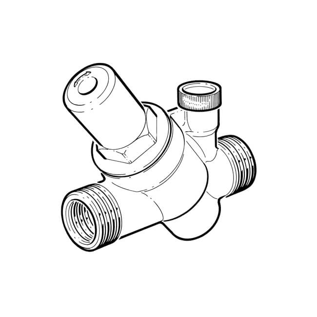 Honeywell D04 Pressure Reducing Valve