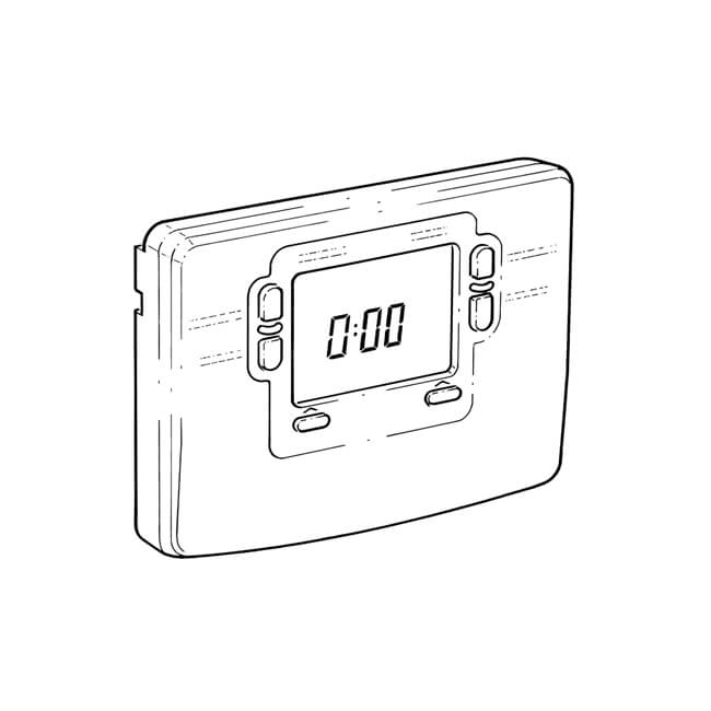 honeywell sundial rf u00b2 central heating control pack 2