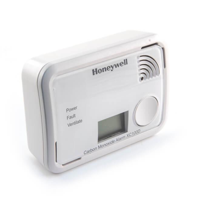 Honeywell XC100D Carbon Monoxide Alarm
