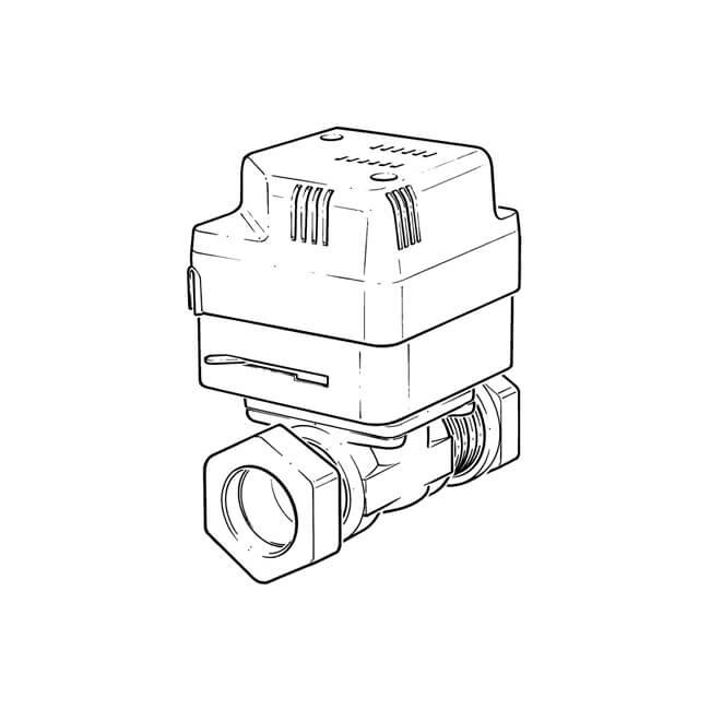 Horstmann Z222 Motorised Zone Valve - 2 Port 22mm