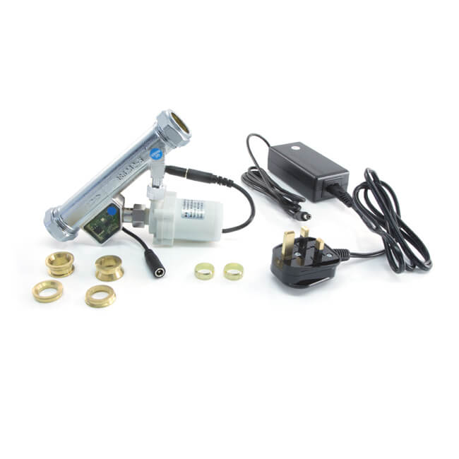 SP2B In-line Automatic Shower Power Booster