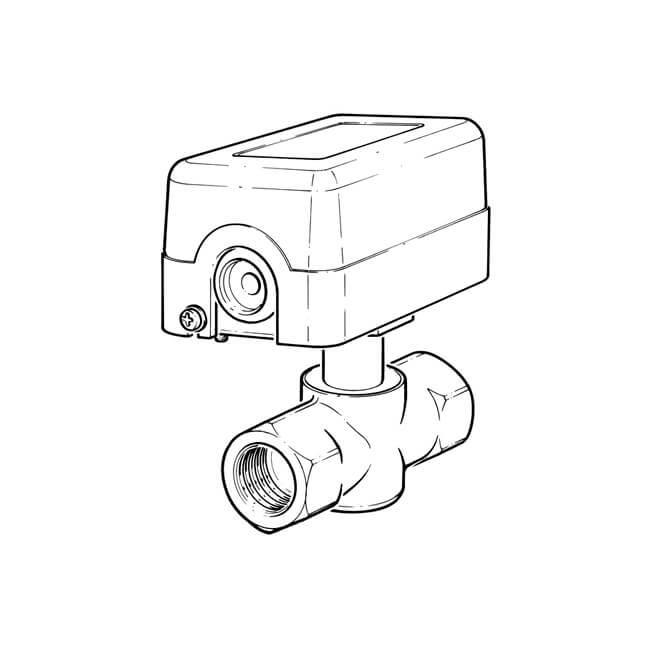Water Flow Switch Detector Sensor