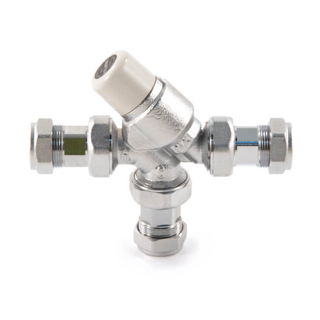 Inta Thermostatic Mixing Valve - 15mm