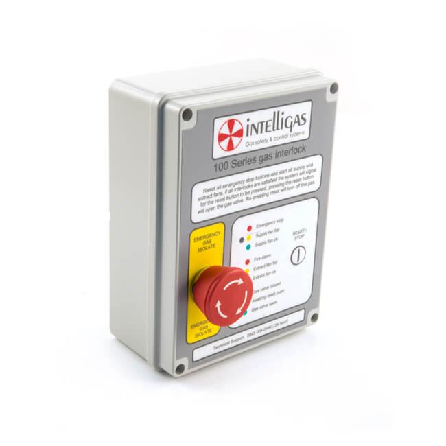 Intelligas 100S Gas Interlock Panel