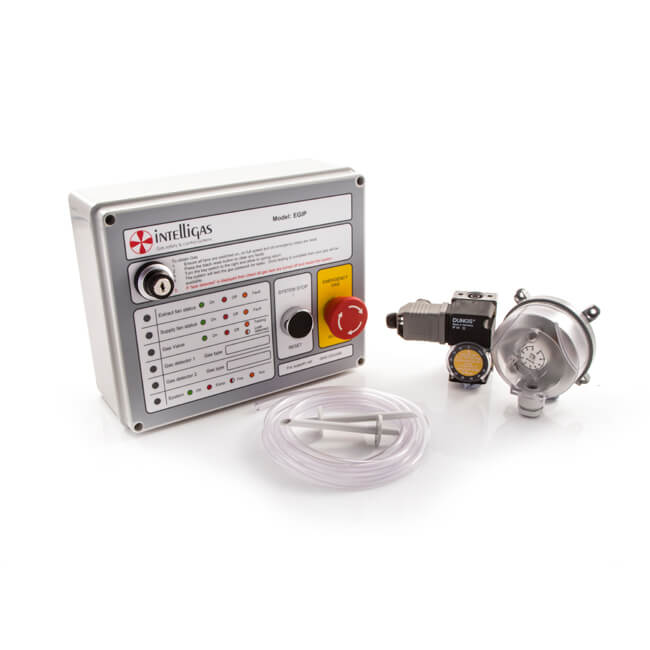 Intelligas EGIP Gas Proving & Interlock Kit