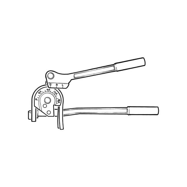 Irwin Hilmor® 'Multi-mini' Microbore Pipe Bender