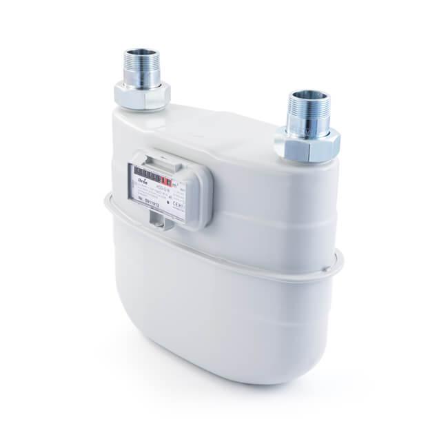 ITRON G16P Diaphragm Gas Meter