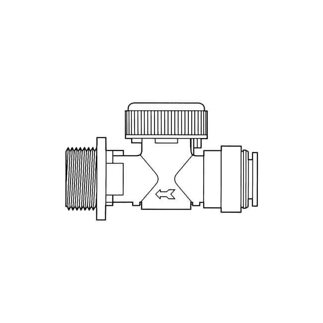 "15x1//2/"" BSP tail 300mm length long PUSHFIT FLEXIBLE TAP CONNECTOR 15mm x 1//2"
