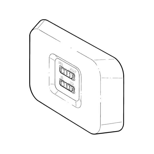 jgbr wireless boiler receiver - 22803