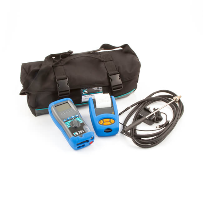 Kane 255 Combustion Analyser Kit