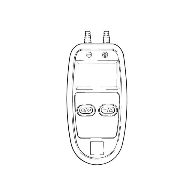 Kane 3200 Differential Pressure Meter
