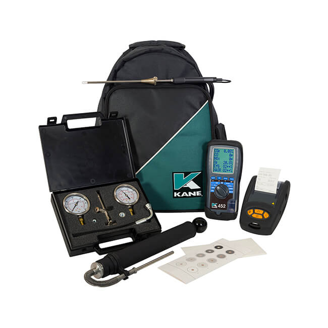 Kane 452 Flue Gas Analyser Oil Kit