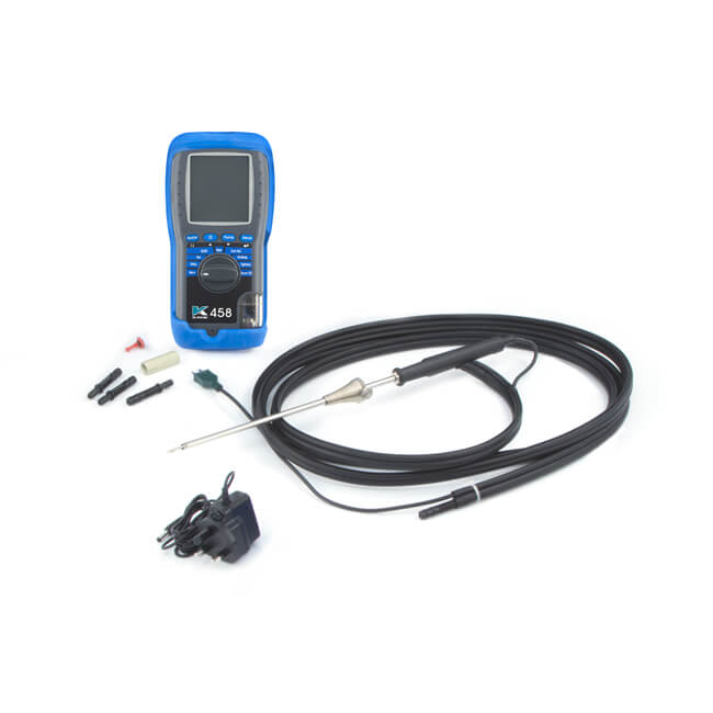 Kane 458 Infrared Flue Gas Analyser