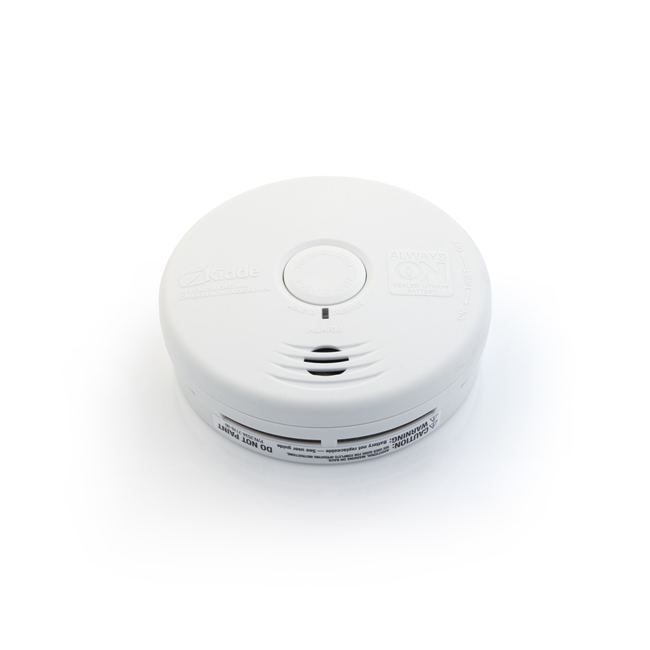 Kidde WFPCO Kitchen Smoke & CO Alarm
