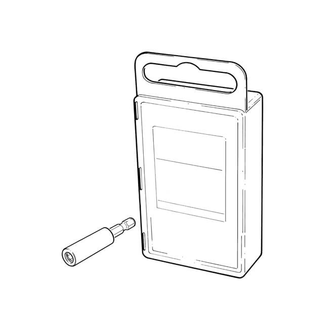 Magnetic Bit Holder Box of 5
