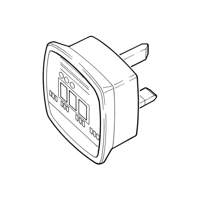electric range socket