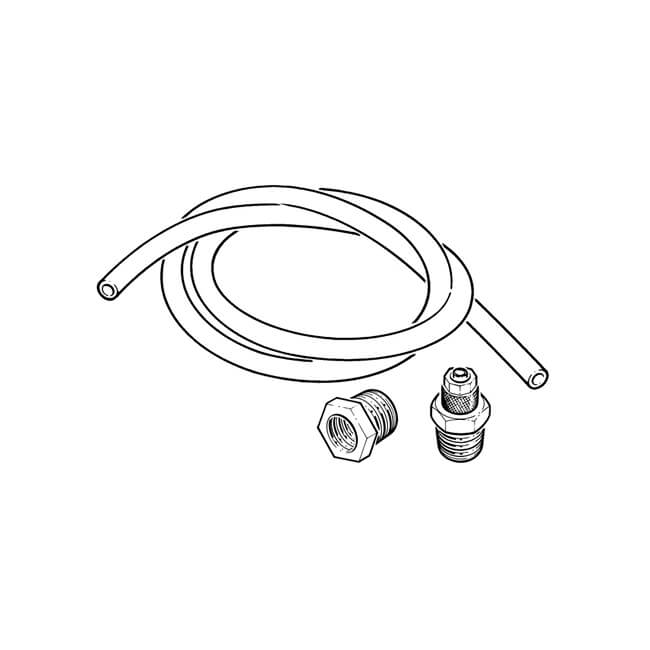 Anton Medium Pressure Gauge Hose Kit