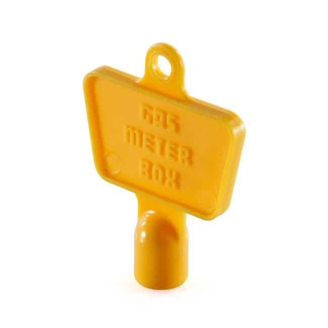 Meter Housing Box Key