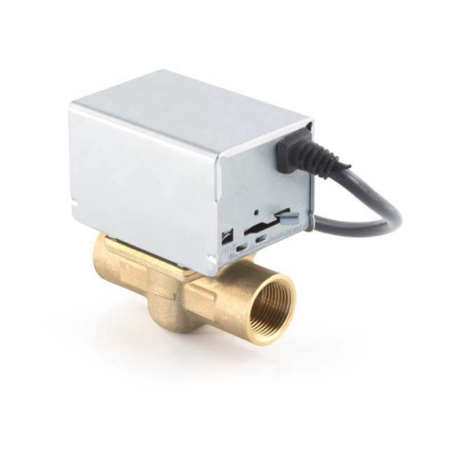 "Motorised Zone Valve - 2 Port 3/4"" BSP F"