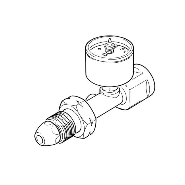 LPG Multi-purpose Safety Fitting - POL M x POL F