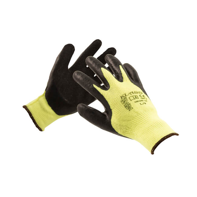 Neon Warm Gloves