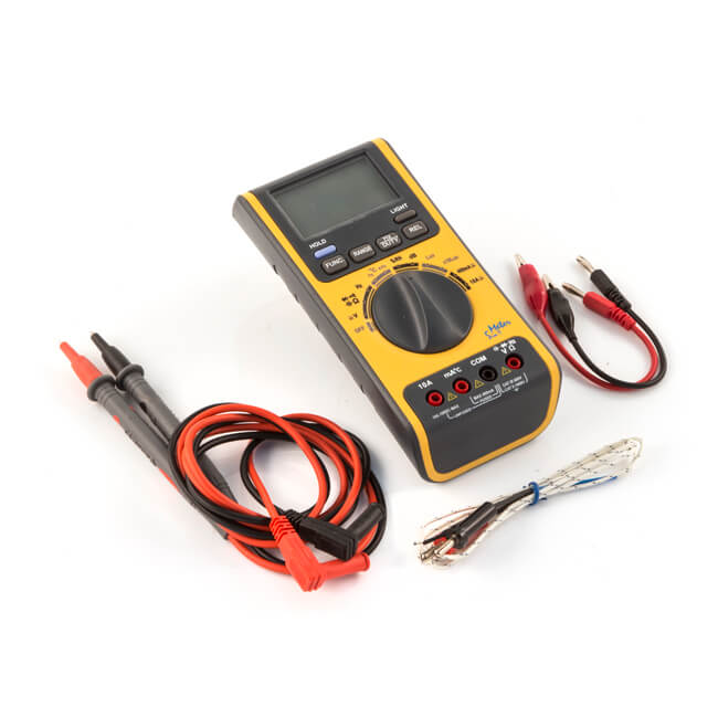 Omnitron OMNA19 5-in-1 Digital Multimeter