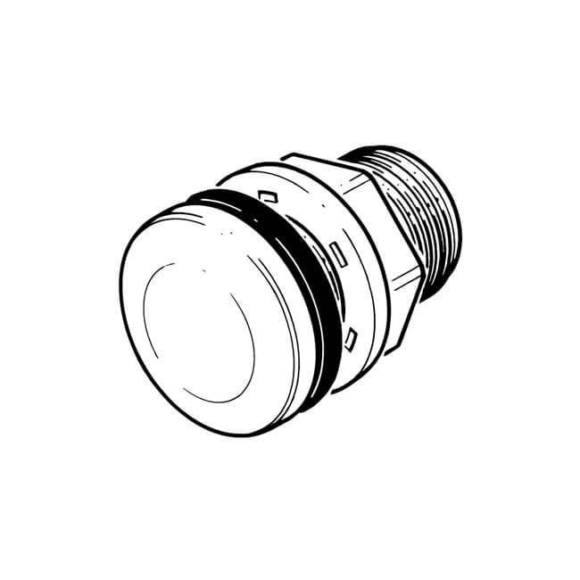 Opella Blanking Off Plug - White
