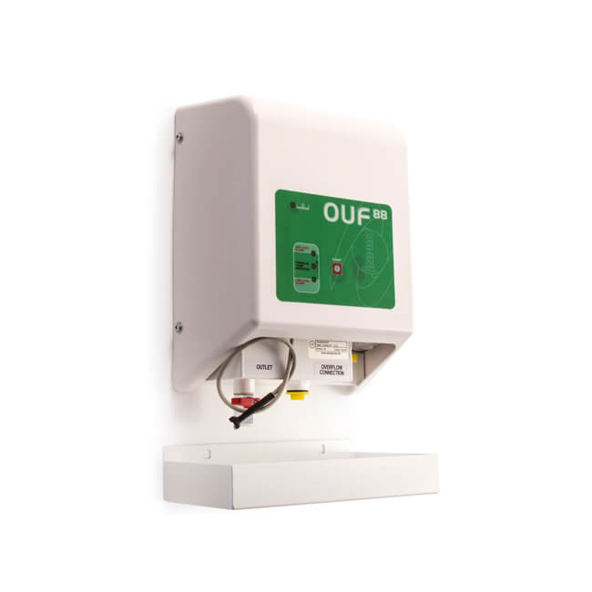 OUF-88 Oil Lifter, Detector & Tray