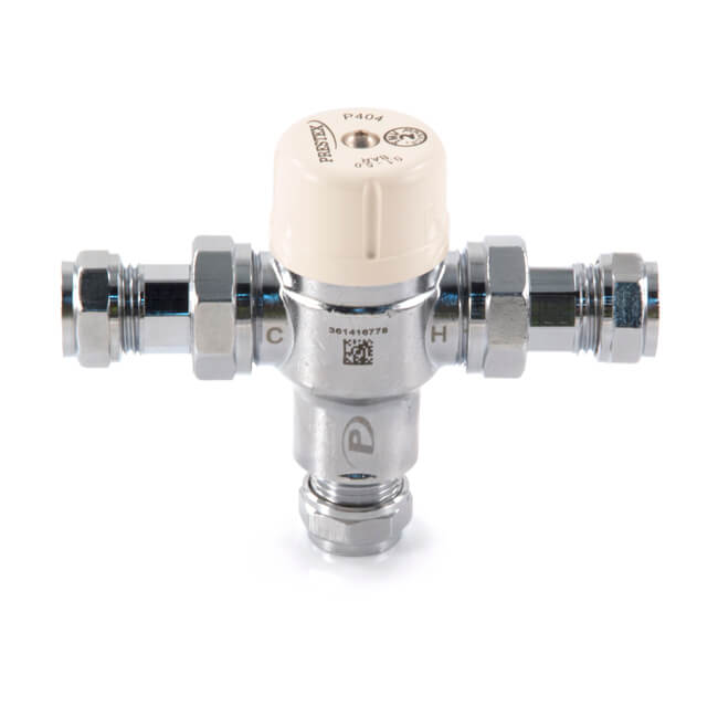 Pegler Thermostatic Mixing Valve TMV 2/3 - 15mm
